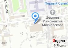 Компания «ИНИ» на карте