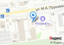 Компания «Сахалин Скай Карго» на карте