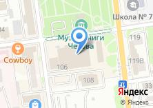 Компания «Ортомед» на карте