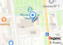 Компания «ВеRсиЯ» на карте