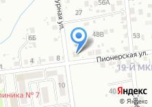 Компания «Стиль 65» на карте