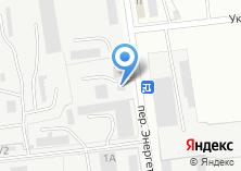 Компания «ИНГКОРУС» на карте
