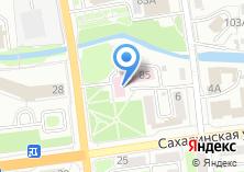 Компания «Городская поликлиника № 2» на карте