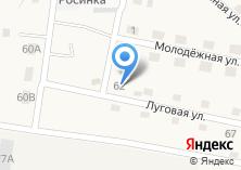 Компания «Егорка» на карте