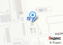 Компания «Сахмедснаб» на карте