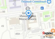 Компания «Квартиры Плюс» на карте