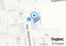 Компания «Карви» на карте