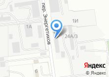 Компания «Электроприбор» на карте