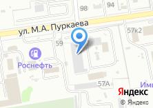Компания «6-я Пожарная часть 1 отряда ФПС по Сахалинской области» на карте