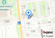 Компания «Киоск печатной продукции» на карте
