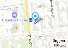 Компания «Приморский трикотаж» на карте