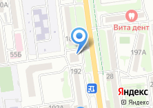 Компания «Адвокатский кабинет Павленко А.А.» на карте