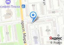 Компания «Миг+» на карте