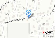 Компания «Большая Елань» на карте