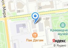 Компания «САХИНСТРОЙ» на карте