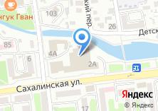 Компания «Артикус» на карте