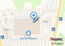 Компания «iTouch» на карте