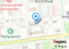 Компания «Центр жилья» на карте