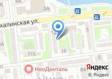 Компания «Фармация сеть аптек» на карте