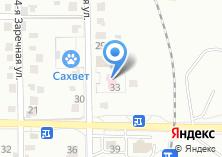 Компания «Амбулатория Хомутово» на карте