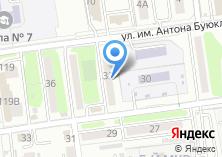 Компания «АнкорСнаб» на карте