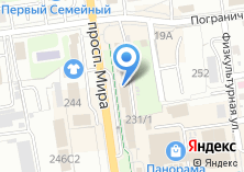 Компания «Пинегин С.Л» на карте