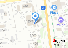Компания «Империал суши» на карте