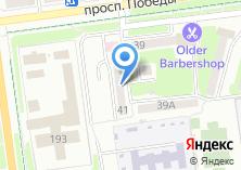 Компания «Центральная городская аптека» на карте