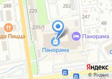 Компания «Бенефит» на карте