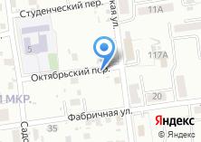 Компания «Автострахование» на карте