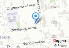 Компания «Ветеран ОВД» на карте