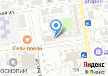 Компания «Ф1» на карте