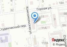 Компания «Зоомагазин на Комсомольской» на карте