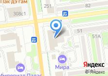 Компания «Магазин чулочно-носочных изделий» на карте