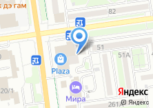 Компания «Топ-системы» на карте
