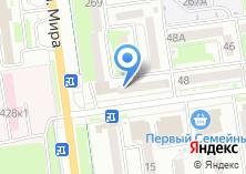Компания «На крючке» на карте