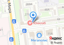 Компания «Рецитал» на карте