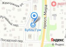 Компания «Новострой» на карте