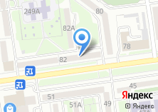 Компания «Фрукты-Овощи» на карте