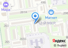 Компания «Хип-Хоп Мануфактура» на карте