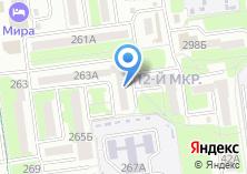 Компания «Востокдок» на карте