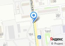Компания «Автостоянка на ул. Комсомольская» на карте