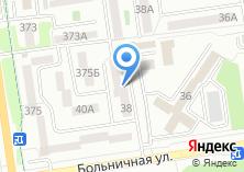 Компания «Небоскреб» на карте