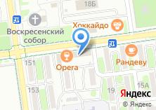 Компания «АУДИТКОНСУЛЬТ» на карте