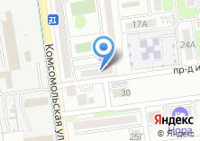Компания «Профилактика» на карте