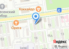 Компания «Мейджик-тур» на карте