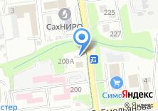 Компания «Долинский хлебокомбинат» на карте