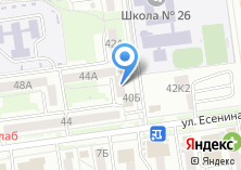 Компания «Бансай» на карте