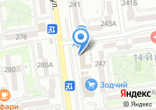 Компания «Фруктовая лавка» на карте