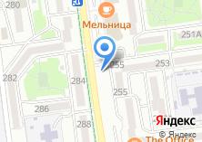Компания «Цветочный магазин на Комсомольской» на карте